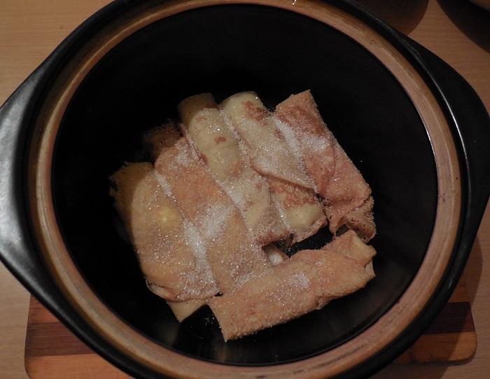 Налистники с творогом запеченные в духовке со сметаной в духовке рецепт с фото