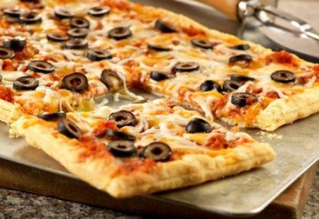 Рецепты бездрожжевого теста для пиццы в домашних условиях 616