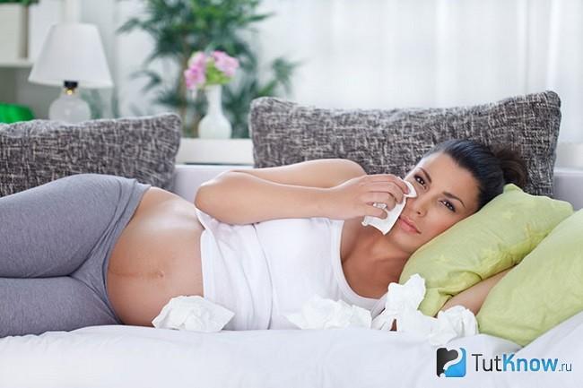 Вреден ли тержинан при беременности и для чего его назначают?